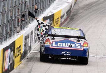 Johnson will try to maximize his points once again at Bristol