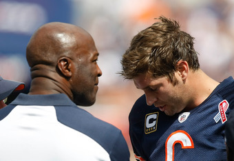 Will Lovie let Jay Cutler loose now that they have a No. 1?