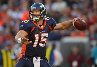 If Manning ends up in Denver, Tim Tebow may have to go.