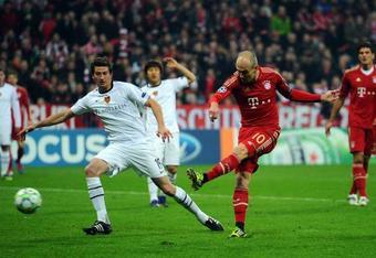 Arjen Robben has been in good form for club and country lately.