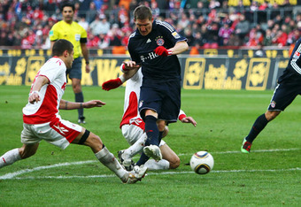 Bastian Schweinsteiger, who is returning from an injury layoff, usually makes Bayern Munich a better team.