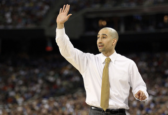 VCU head coach Shaka Smart