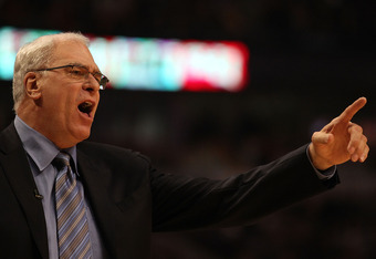 Is Phil Jackson the next man for the job?