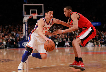 New York Knicks sensation Jeremy Lin is an unrestricted free agent in summer 2012