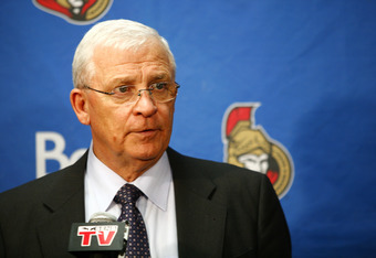 Senators' GM Bryan Murray could be a key negotiator for the NHL during upcoming CBA negotiations.