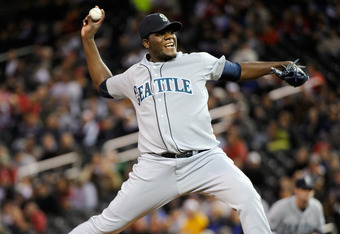 Michael Pineda had a great 2011 debut but has had a rough spring in 2012.