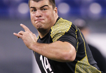 No sure bet in the draft, but DeCastro comes close