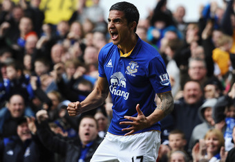 Tim Cahill tweeted his support for Fabrice Muamba