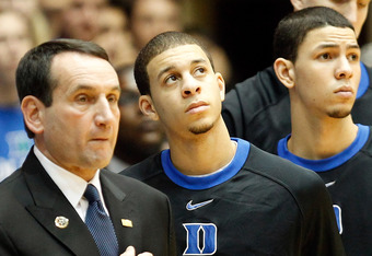 Not even the tutelage of Coach K could steer this inexperienced group towards greatness.