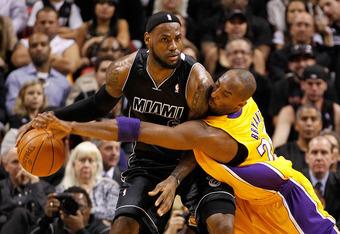 Will Kobe steal LeBron's MVP chances?