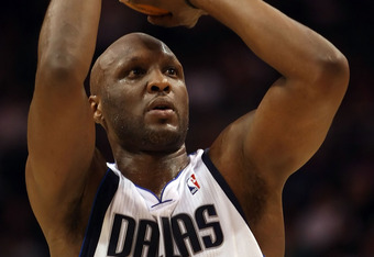 Lamar Odom wanted a buyout from the Mavericks. Now he's stuck in Dallas for the remainder of the season.