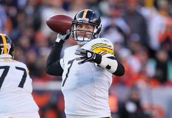 There are some parallels between Steelers QB Ben Roethlisberger's mobility and Tebow's