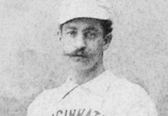 Tony Mullane, Walker's Battery Mate for the 1884 Toledo Blue Stockings
