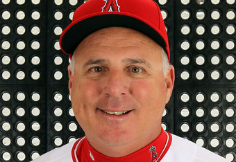 Mike Scioscia will be one of several Angels supervisors keeping a close eye on Morales this spring
