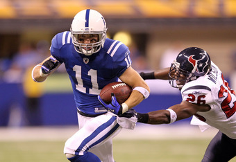 Former Colts WR Anthony Gonzalez faces an uphill climb in Foxboro