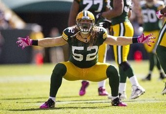 Yes, he is a beast, but Clay Matthews needs help.