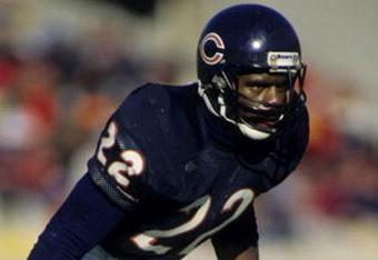 Dave Duerson won Super Bowls with the Bears and Giants.