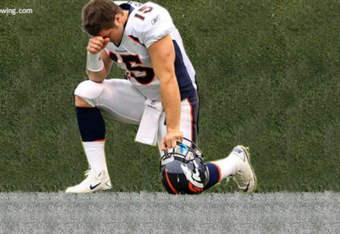 We saw a lot of this when the Broncos were winning with Tebow at the helm