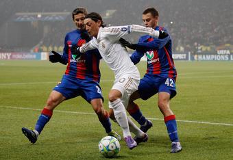 Ozil vs CSKA