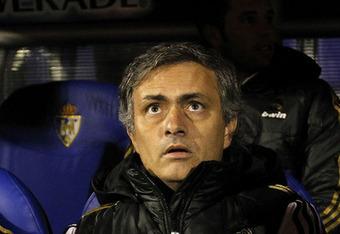 Mou sees Barça coming!!!!!