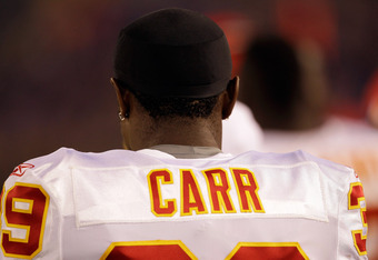 Free agent signee Brandon Carr likely top corner in Dallas for 2012.