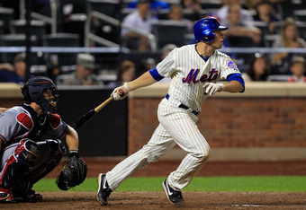 Lucas Duda was a pleasant surprise in 2011.