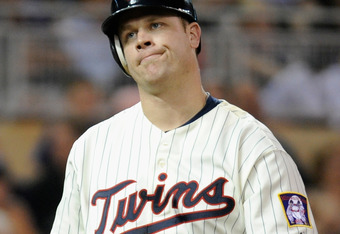 Justin Morneau has played in 150 games over the past two seasons.