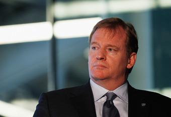 NFL Commissioner Roger Goodell handled the Saints continual violation of bounty rules with stiff punishments.
