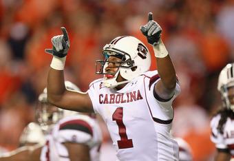 Will Carolina consider Jeffery in Round Two?