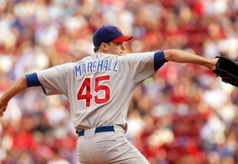 Trading for Sean Marshall looks like an even better move for the Cincinnati Reds now.