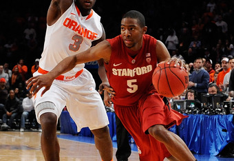 Chasson Randle: Pac-12 All Freshman guard