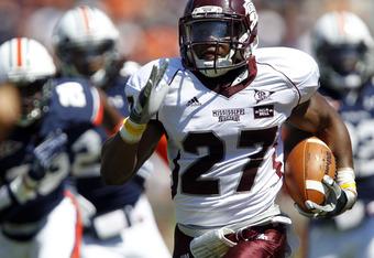 Mississippi State RB LaDarius Perkins