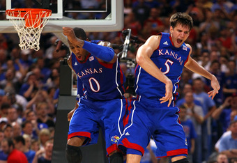 Thomas Robinson and the Jayhawks will have a physical test on their hands with Ohio State and Jared Sullinger