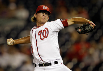 Tyler Clippard was one of the best setup relievers in baseball last season.