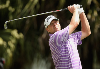 Steve Stricker has been excellent so far in 2012
