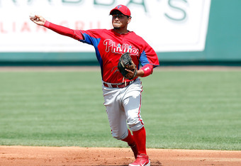 "Freddy Galvis will ""wow"" you with the glove, but not his bat"