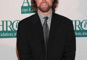 NEW YORK, NY - JANUARY 31:  R.A Dickey attends the 32nd Annual Thurman Munson Awards at the Grand Hyatt on January 31, 2012 in New York City.  (Photo by Dimitrios Kambouris/Getty Images)