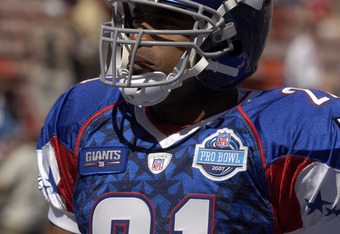 A Pro Bowler with the Giants, Tiki Barber was the face of the franchise during his time in New York. His durability was rarely in question.