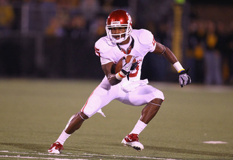 Broyles could help Carolina as a receiver and as a punt returner.