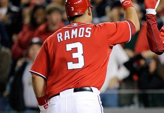 Wilson Ramos, Washington Nationals