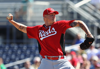 Mat Latos. Another major move no one is talking about