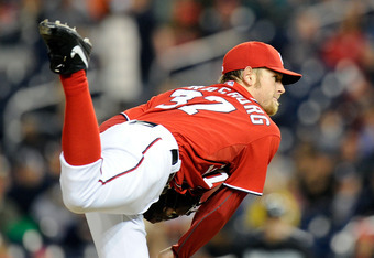 Stephen Strasburg returns for a full season after having Tommy John surgery in 2010.