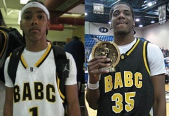 Teammates and champions together, Phil Pressey and Adam Oriakhi could both also be Missouri Tigers together.