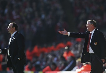 Fergie's mind games was the beginning of the end for Benitez