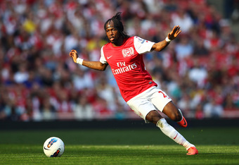 Gervinho needs to start regularly now.