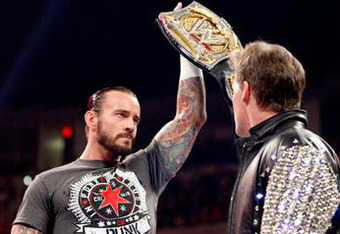 Will Chris Jericho take the WWE Championship from CM Punk?