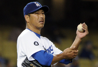 Kuroda pitched very well for the Dodgers in four years there, but you wouldn't know that if you only saw his win-loss record.