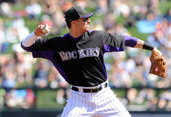 Troy Tulowitzki signed a 10-year, $157.75 million contract with the Rockies before the 2011 season.