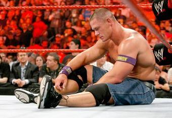After a losing effort at WrestleMania 28, did it help or hurt Cena's career?