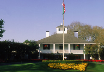 Augusta National Club House